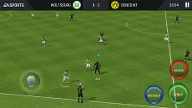 Fifa Mobile Fußball-Simulation für iOS, Android und Windows 10 Mobile von EA (Quelle: Electronic Arts)
