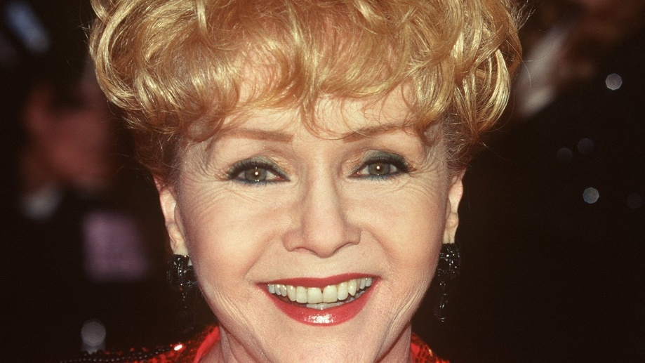 Debbie Reynolds 1997 in Los Angeles. (Quelle: dpa/Jerzy Dabrowski)