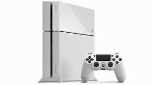 "Sony bringt ""Glacier White""-Version der PS4 Slim"
