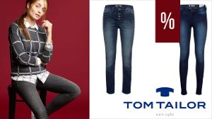Jeans im Sale bei TOM TAILOR!