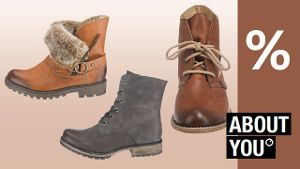 Rieker Winter Sale bei About You!