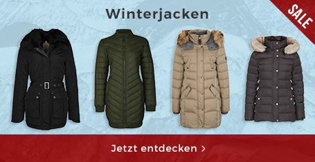 Winterjacken Sale bei About You!