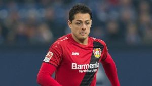 Chicharito (Quelle: dpa)