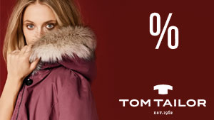 Jacken im Sale bei TOM TAILOR!