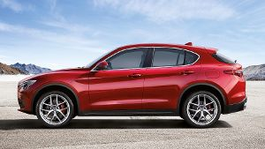 Alfa Romeo Stelvio First Edition.