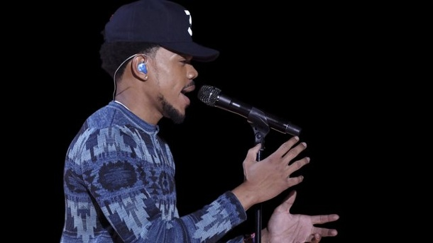 Musik: Die erstaunliche Karriere von Chance the Rapper. Chance the Rapper bei den Grammy Awards im Staples Center.