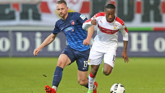 Traumtor sichert VfB Derbysieg in Heidenheim