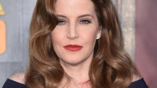 Lisa Marie Presley im Mai 2015 in Hollywood. (Quelle: imago)