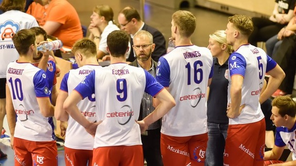 Volleyball - CEV-Pokal: United Volleys vor Einzug ins Halbfinale. Die United Volleys Rhein-Main besiegten Lindemans Aalst im CEV-Pokal klar mit 3:0.