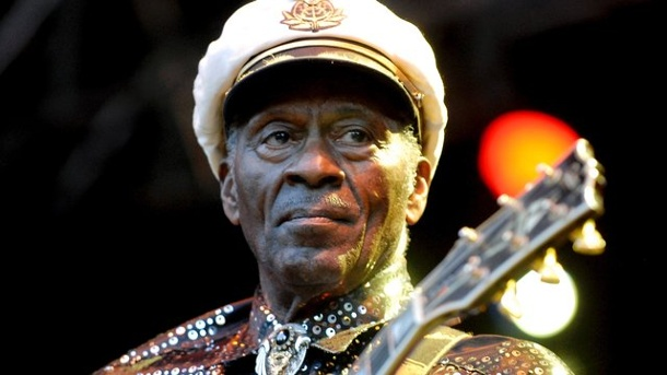 Musik: Rock'n'Roll-Legende Chuck Berry gestorben. Chuck Berry ist tot.