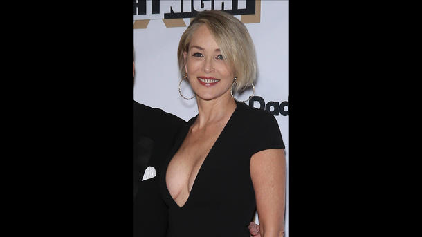Sharon Stone bei der Muhammad Ali Celebrity Fight Night (Quelle: imago)
