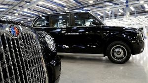 England: Chinesen investieren in London Taxi Werk