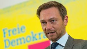 Christian Lindner (Quelle: dpa)