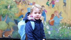 Prinz George geht ab September in die Schule (Quelle: Kensington Palace/The Duchess of Cambridge)
