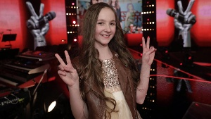 """The Voice Kids"": Elfjährige Sofie gewinnt mit ""Dream on"" das Finale"