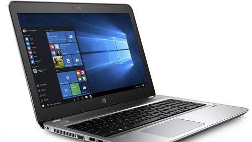 Stiftung Warentest testet mobile Computer: Notebook oder Ultrabook?  . Testsieger Notebooks: HP ProBook 450 G4 (Test 4/2017) (Quelle: HP)