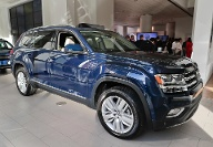 New York Auto Show 2017 (Quelle: AP/dpa)
