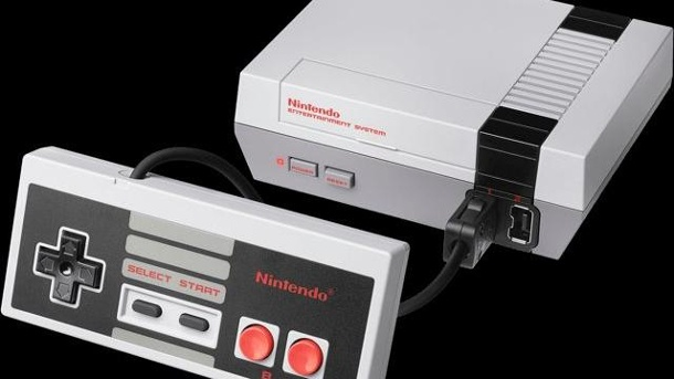 nintendo stoppt retro spielekonsolen mini nes. Black Bedroom Furniture Sets. Home Design Ideas