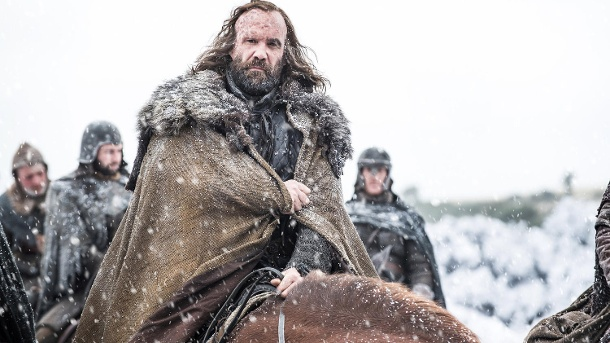 "Rory McCann als ""Bluthund"" Sandor Clegane - ""Game of Thrones"" (Quelle: Helen Sloan / HBO)"
