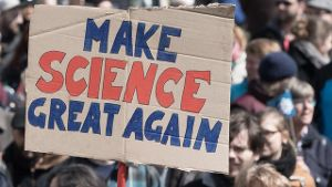 Demonstration 'March for Science'