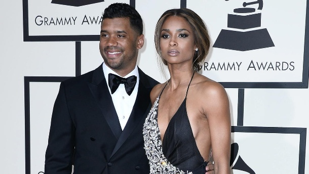 Sängerin Ciara Wilson ist Mama geworden. Arrivals - 58th Annual Grammy Awards (Quelle: dpa)