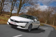 Honda Clarity Fuel Cell (Quelle: Hersteller)