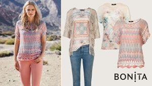 Boho-Trend: Denim, Blusen, Shirts jetzt bei BONITA!