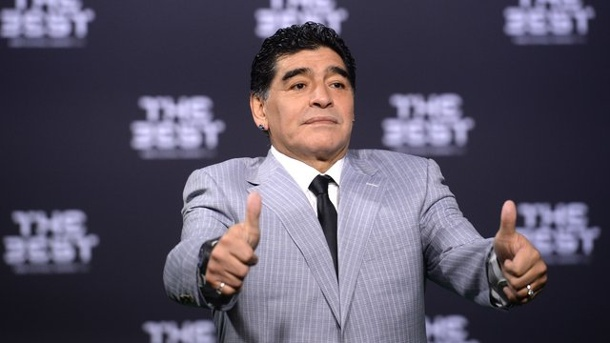 Maradona wird Trainer in den Emiraten