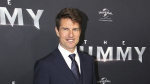 Tom Cruise in Sydney bei der Premiere des Films 'The Mummy'.