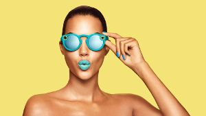 Snapchat-Kamerabrille «Spectacles»