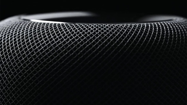 Apples HomePod (Quelle: Apple)