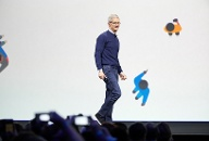 Tim Cook, Apple CEO auf der WWDC 2017 (Quelle: Apple)
