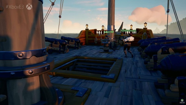 Sea of the thieves (Quelle: Microsoft)