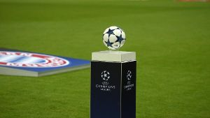 Der Champions-League-Ball.