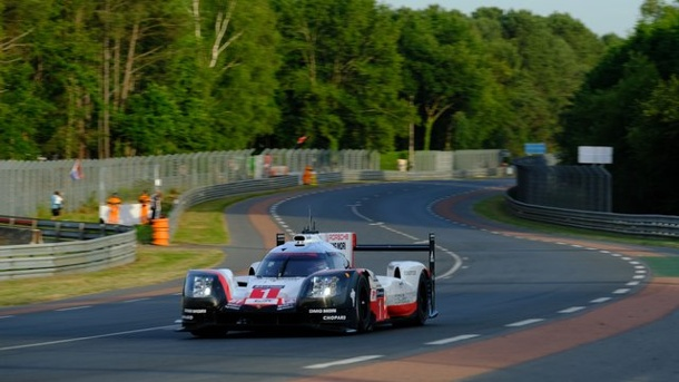 Le Mans: Toyota dominiert Warm-Up