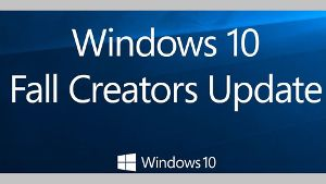 Windows 10 - FCU