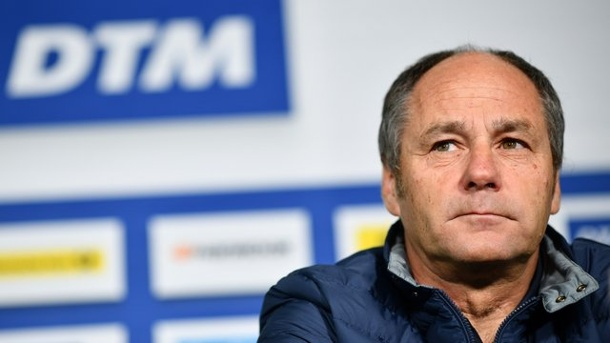 Motorsport: DTM-Chef Berger warnt nach Mercedes-Schock. Gerhard Berger ist der Chef der DTM.