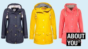 Regenjacken bei About You