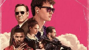 In 'Baby Driver' ist Musik.