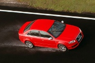Audi RS4 (Quelle: imago images)