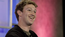 Facebook-Gründer Mark Zuckerberg  (Foto: Reuters)