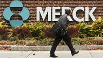 Megafusion am Pharmamarkt: Merck übernimmt Schering-Plough (Quelle: AFP)