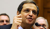 Citigroup-Chef Vikram Pandit (Quelle: Reuters)