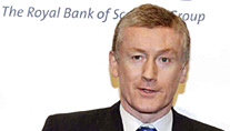 """""""Fred the Shred"""": Der ehemalige Chef der Royal Bank of Scotland, Fred Goodwin (Foto: dpa)"""