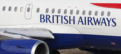 Eine Maschine der British Airways (Foto: Imago)
