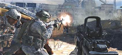 Call of Duty: Modern Warfare 2 (Bild: Activision)