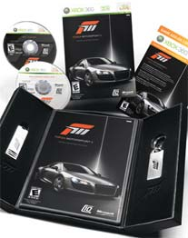 Forza Motorsport 3 Special Collector's Edition