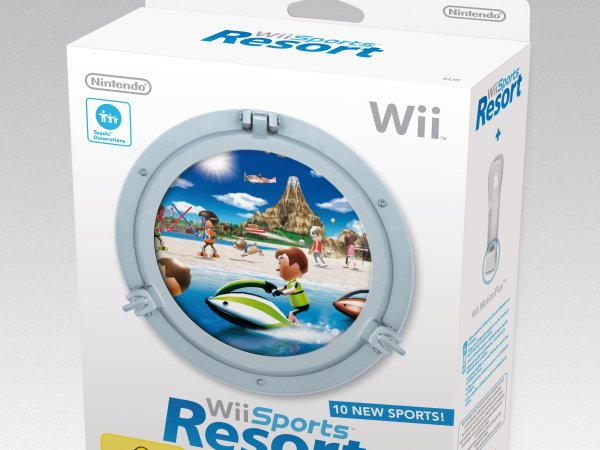 Wii Sports Resort Nintendo Sportspiel