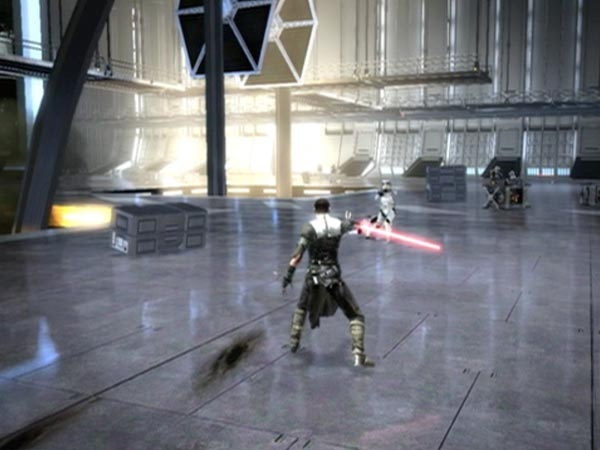 The Force Unleashed (Bild: Lucas Arts)