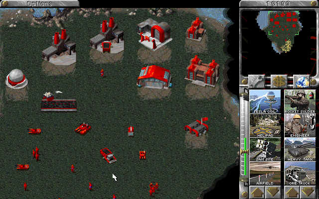 Command & Conquer: Alarmstufe Rot (Bild: Westwood)